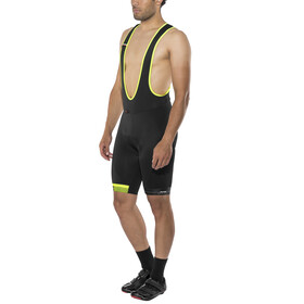 Northwave Blade 3 Bibshorts Men black/yellowflu